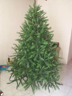 Arbolito De Navidad 2 Mtros 10 En Perfecto Estado
