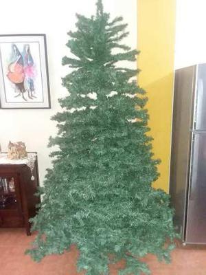 Arbolito De Navidad Grande 2,20mts Excelente Estado