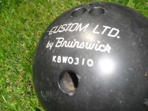 Bola De Bowling Bolos Boliche Brunswick