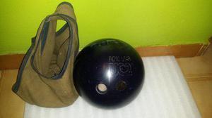 Bola De Bowling Profesional Uc2 Rotostars Con Bolso