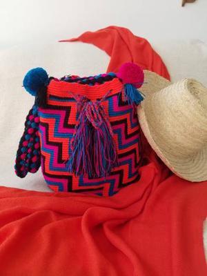 Bolsos, Mochilas, Carteras Wayuu, Etnicos