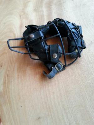 Careta De Beisbol Tamanaco En Perfecto Estado