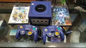 Consola Nintendo Gamecube Usada, Leer Descripción