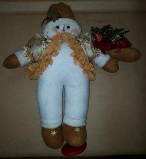Decoración Navideña Muñecos De Navidad