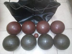 Juego De Bolas Criollas Importadas