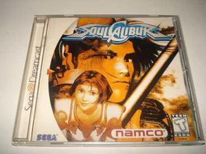 Juego De Coleccion Soul Calibur Sega Dreamcast
