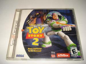 Juego De Coleccion Toy Story 2 Sega Dreamcast
