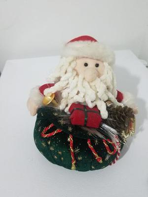 Muñecos De Navidad San Nicolas 29 X 31 X 23