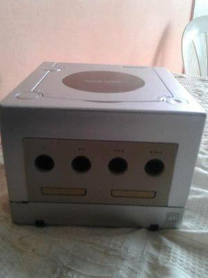 Nintendo Game Cube Con Juego Fifa