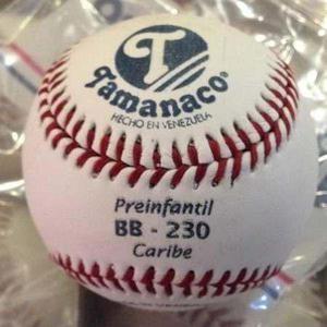Pelota De Beisbol Tamanaco Bb-230 De Niño