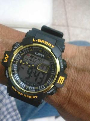 Reloj Deportivo Para Caballero Excelente Para El Gym