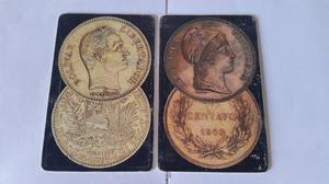 Tarjetas Cantv Serie Monedas Antiguas Venezolanas