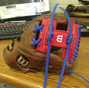 Trenzas De Cuero Para Reparar Tu Guante De Beisbol