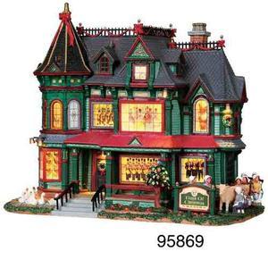 Villas De Navidad Lemax Animadas