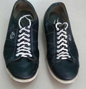Zapatos De Bowling, Marca Ling, Talla 45
