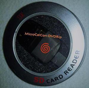 Adaptador Sd Para Sega Dreamcast *ed.esp* No Mas Discos!!