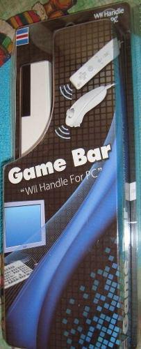 Barra Emuladora Para Jugar Con Los Controles De Wii En Su Pc