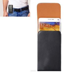 Caballo Vertical Cuero Bolso Cintura Parte Erior N900