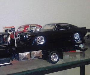 Chevy Camaro  Soplado Escala 1/24 Colección Jada En