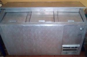 Congelador Freezer 3 Puertas