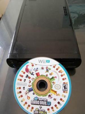Consola Nintendo Wii U Gamepad Control Juego Mario Bros Hdmi