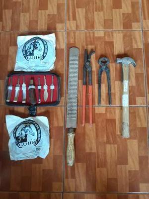 En Venta Kit De Herramientas Para Herrar Caballos