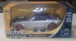 Ford Mustang  Soplado Escala 1/24 Colección Jada En