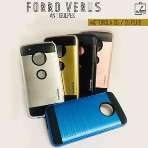 Forro Verus Antigolpes Motorola G5 Y G5plus