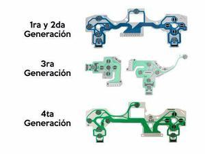 Membrana Para Control Ps4 Playstation 4 Todos Los Modelos