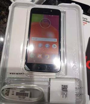 Motorola Moto E4 Con Huella