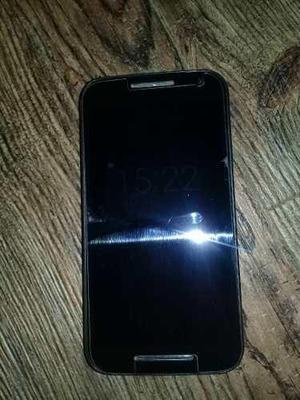 Motorola Moto G3 8gb Con Forro Sin Detalles