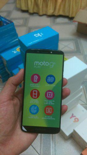 Motorola Moto G6 Play 4g Nuevos Liberados Tienda Fisica
