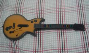 Nintendo Wii Y Guitarra Rockband