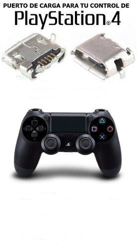 Pin De Carga Para Control Playstation 4 Puerto De Carga Ps4