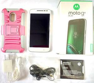Teléfono Moto G4 Play Xt1607, De 16 Gb, 2 Gb Ram, 4g