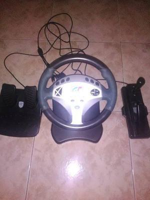 Volante Para Pc Y Playstation 2 Game Top