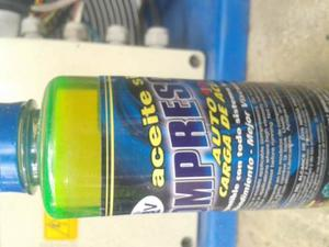 Aceite Para Compresores De Carros
