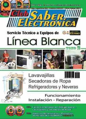 Curso De Servicio Técnico A Equipos De Línea Blanca