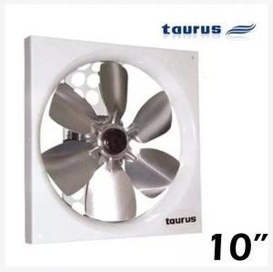 Extractor De Aire Metalico Semi Industrial Taurus De 10 Pulg