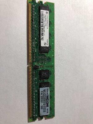 Memoria 512 Mb 1rx8 Pcu -a1. Marca Hp