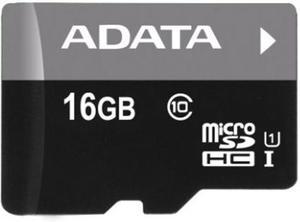 Memoria Micro Sd 16gb Clase 10, Microsd 16 Gb, Adata, Tienda