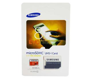 Memoria Micro Sd 8 Gb Samsung