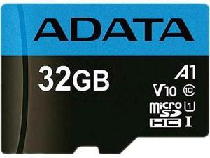 Memoria Micro Sd Adata 32 Gb Premier Clasemb/s