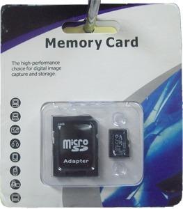 Memoria Micro Sd De 2gb. Marca Sandisk. + Adaptador Sd !!!