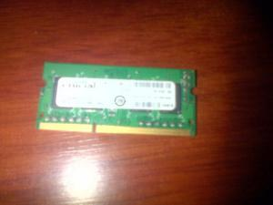 Memoria Ram Ddr3 De 1gb De Laptop