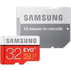 Memoria Samsung Micro Sd De 32 Gb Clase 10 Evo Plus