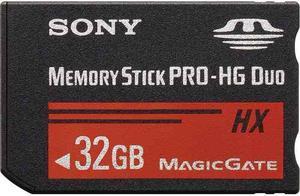 Memory Stick Pro Duo 32gb Mark2 Sony Alta Velocidad