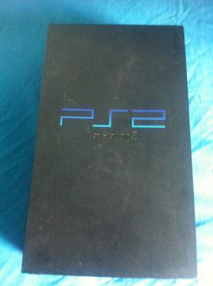 Playstation 2 Con Lente Dañado.
