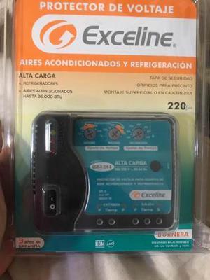 Protector Exceline 220 Alta Carga Nuevo