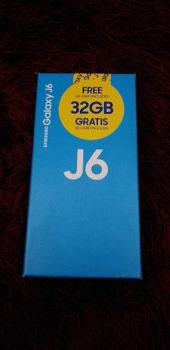 Samsung Galaxy J6 Con Memoria De Regalo Somos Tienda Fisica!